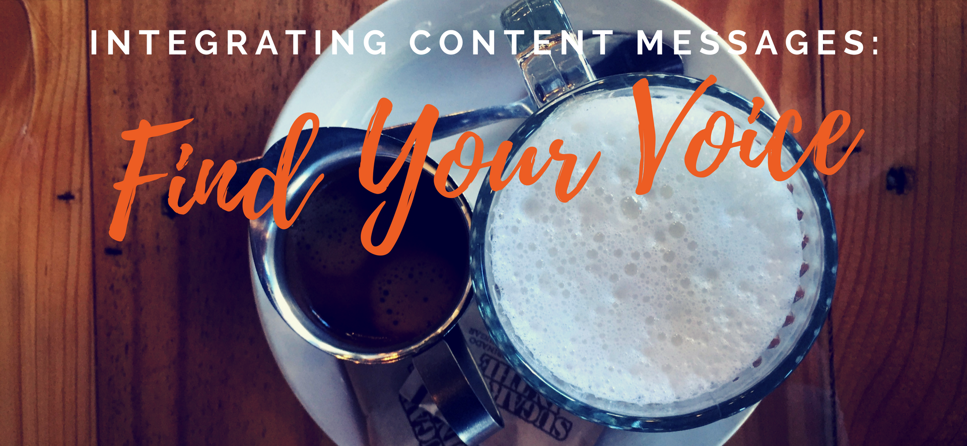 Content Marketing Voice
